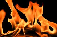 πλαίσιο πυρκαγιάς Στοκ φωτογραφία με δικαίωμα ελεύθερης χρήσης