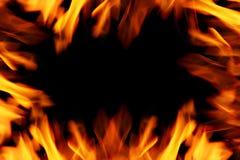 πλαίσιο πυρκαγιάς Στοκ Εικόνες