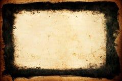 πλαίσιο στοιχείων grunge στοκ φωτογραφία με δικαίωμα ελεύθερης χρήσης