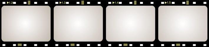 πλαίσιο ταινιών απεικόνιση αποθεμάτων