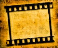 Πλαίσιο ταινιών Grunge Στοκ φωτογραφία με δικαίωμα ελεύθερης χρήσης