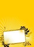 πλαίσιο 03 λουλουδιών ελεύθερη απεικόνιση δικαιώματος