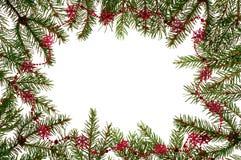 πλαίσιο cristmas Στοκ Εικόνες