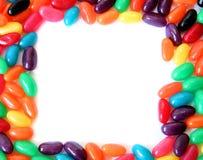 πλαίσιο jellybean στοκ φωτογραφίες