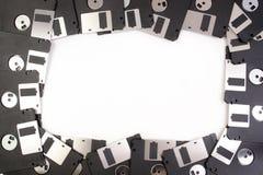 πλαδαρό πλαίσιο δίσκων Στοκ εικόνα με δικαίωμα ελεύθερης χρήσης