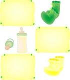 πλαισίων μωρών απεικόνιση αποθεμάτων