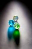 πλανήτες γυαλιού έννοια&sig Στοκ Φωτογραφία