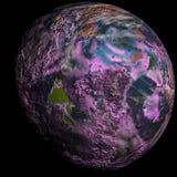 πλανήτης Στοκ φωτογραφία με δικαίωμα ελεύθερης χρήσης