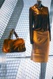 πλαστή γυναίκα Στοκ εικόνες με δικαίωμα ελεύθερης χρήσης