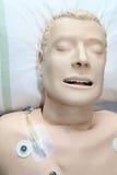 πλαστή εντατική θεραπεία Στοκ Εικόνες