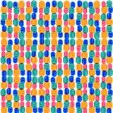 πλαστικά δαχτυλίδια ανα&si στοκ εικόνες με δικαίωμα ελεύθερης χρήσης