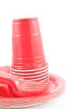 πλαστικά εμπορεύματα γε&up Στοκ εικόνες με δικαίωμα ελεύθερης χρήσης