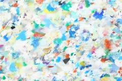 πλαστική ανακύκλωση Στοκ Εικόνες