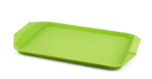 πλαστικός δίσκος Στοκ φωτογραφία με δικαίωμα ελεύθερης χρήσης