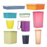 πλαστικό εμπορευματοκ&io Στοκ Εικόνες