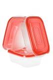 πλαστικό εμπορευματοκ&io Στοκ Εικόνα