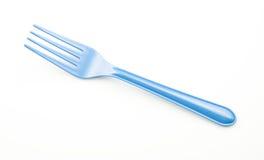 πλαστικό λευκό δικράνων α στοκ φωτογραφία με δικαίωμα ελεύθερης χρήσης