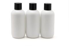 πλαστικό λευκό τρία μπου&kap Στοκ φωτογραφία με δικαίωμα ελεύθερης χρήσης