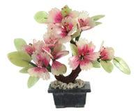 πλαστικό λουλουδιών Στοκ φωτογραφίες με δικαίωμα ελεύθερης χρήσης