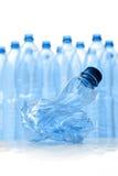 πλαστικό μπουκαλιών Στοκ Εικόνες