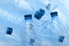 πλαστικό μπουκαλιών Στοκ φωτογραφίες με δικαίωμα ελεύθερης χρήσης