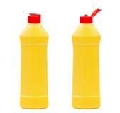 πλαστικό μπουκαλιών Στοκ φωτογραφία με δικαίωμα ελεύθερης χρήσης