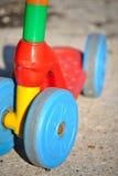 πλαστικό παιχνίδι παιδιών Στοκ Εικόνες