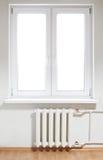 πλαστικό παράθυρο θερμαν στοκ φωτογραφία με δικαίωμα ελεύθερης χρήσης