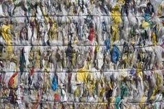 πλαστικό τσαντών Στοκ Φωτογραφία