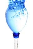 πλαστικό ύδωρ μπουκαλιών Στοκ Φωτογραφίες