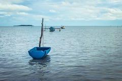 Πλαστικό yatch Στοκ φωτογραφίες με δικαίωμα ελεύθερης χρήσης
