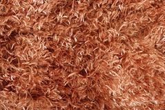 πλαστό βελούδο γουνών κ&iota Στοκ φωτογραφία με δικαίωμα ελεύθερης χρήσης