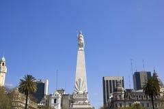 Πλατεία Μαΐου, Μπουένος Άιρες Στοκ Εικόνες