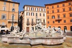 πλατεία Ρώμη navona της Ιταλίας στοκ εικόνες