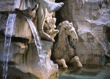 πλατεία Ρώμη navonna Στοκ Εικόνες