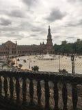 Πλατεία της Ισπανίας Στοκ Φωτογραφία