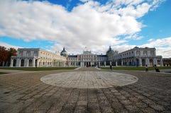 πλατεία του Αρανχουέζ Στοκ φωτογραφία με δικαίωμα ελεύθερης χρήσης