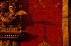 πλατεία του Νεπάλ duba Στοκ φωτογραφία με δικαίωμα ελεύθερης χρήσης