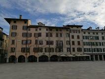 Πλατεία SAN Giacomo Udine Στοκ φωτογραφία με δικαίωμα ελεύθερης χρήσης