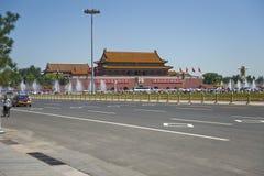 Πλατεία Tiananmen Στοκ εικόνες με δικαίωμα ελεύθερης χρήσης