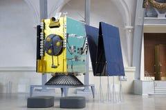 Πλατφόρμα για σαφής-1000 διαστημικούς δορυφόρους Στοκ εικόνες με δικαίωμα ελεύθερης χρήσης