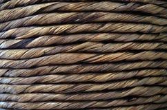 Πλεγμένο ξύλο στοκ εικόνα με δικαίωμα ελεύθερης χρήσης