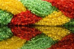 πλεξίδα χρώματος Στοκ φωτογραφία με δικαίωμα ελεύθερης χρήσης