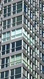 πλευρά γραφείων οικοδόμησης ψηλή Στοκ φωτογραφία με δικαίωμα ελεύθερης χρήσης
