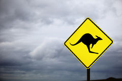πλευρά νομών της Αυστραλί&a Στοκ φωτογραφίες με δικαίωμα ελεύθερης χρήσης