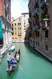 Πλευρά που βλέπει γύρω από το κανάλι στη Βενετία στοκ φωτογραφίες με δικαίωμα ελεύθερης χρήσης