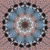 πλευρές δέκα ροζέτων στοκ εικόνες με δικαίωμα ελεύθερης χρήσης