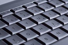 πληκτρολόγιο λεπτομέρειας υπολογιστών Στοκ εικόνα με δικαίωμα ελεύθερης χρήσης