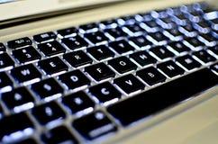Πληκτρολόγιο της Apple Στοκ εικόνες με δικαίωμα ελεύθερης χρήσης