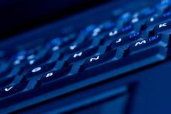 πληκτρολόγιο υπολογιστών Στοκ φωτογραφίες με δικαίωμα ελεύθερης χρήσης
